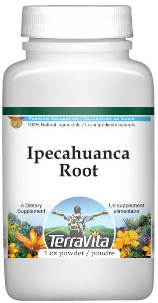 Ipecahuanca Root Powder