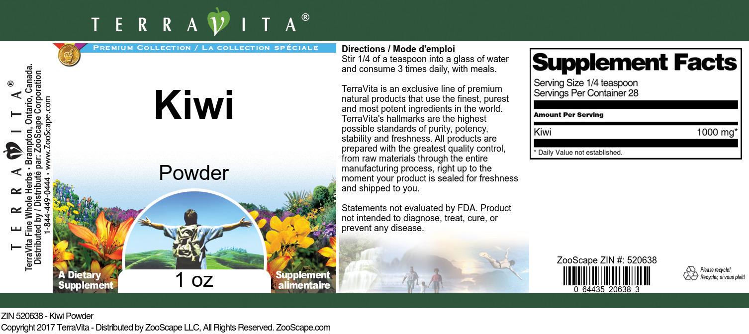 Kiwi Powder