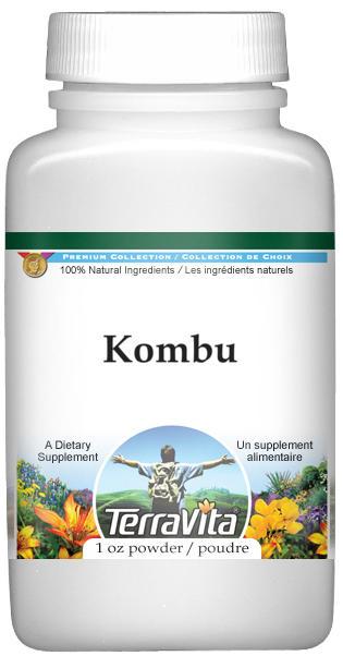 Kombu Powder