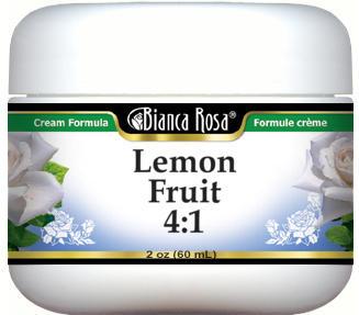 Lemon Fruit 4:1 Cream