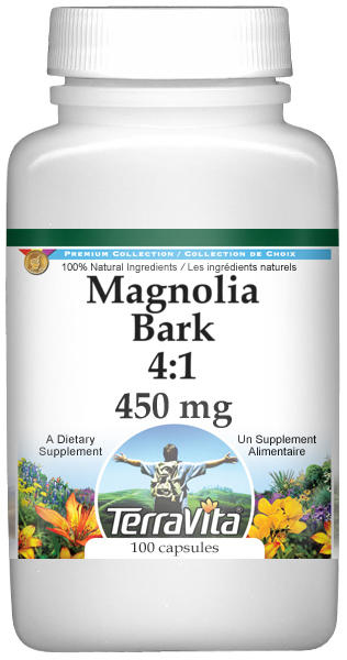 Magnolia Bark 4:1 - 450 mg