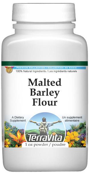 Malted Barley Flour Powder