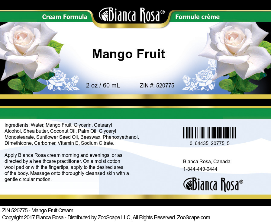 Mango Fruit Cream