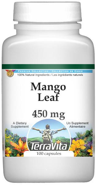 Mango Leaf - 450 mg