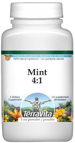 Mint 4:1 Powder