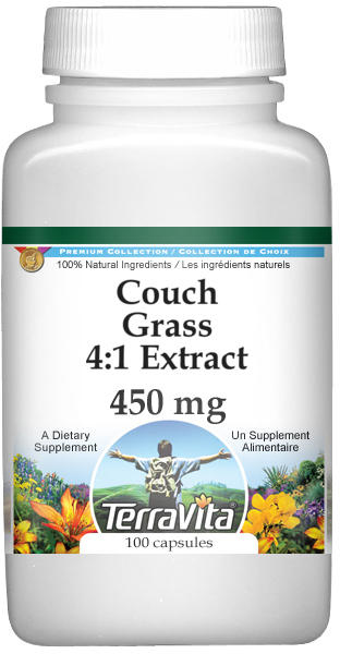 Couch Grass 4:1 Extract - 450 mg