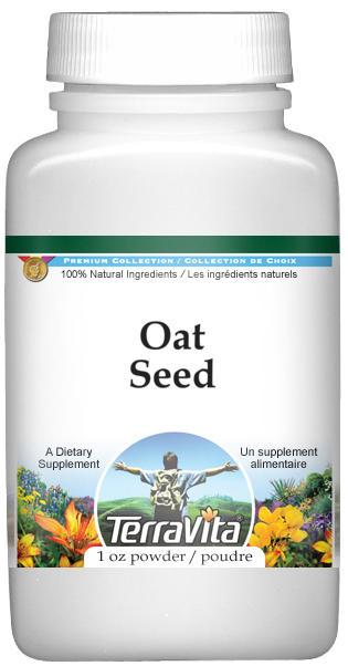Oat Seed Powder