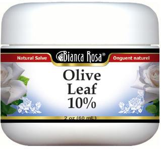 Olive Leaf 10% Salve