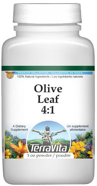 Olive Leaf 4:1 Powder