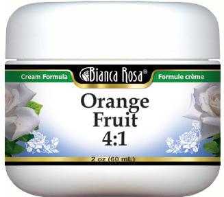 Orange Fruit 4:1 Cream