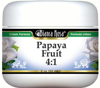 Papaya Fruit 4:1 Cream