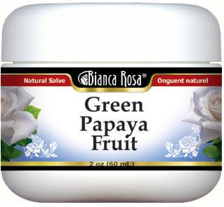 Green Papaya Fruit Salve