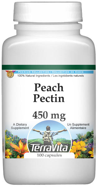 Peach Pectin - 450 mg