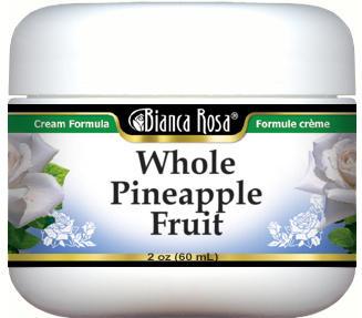 Whole Pineapple Fruit Cream