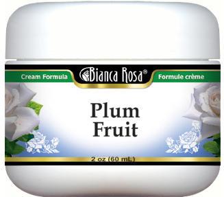 Plum Fruit Cream