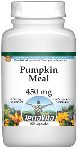 Pumpkin Meal - 450 mg