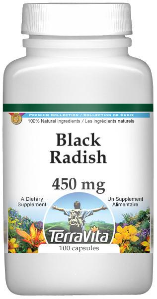 Black Radish - 450 mg