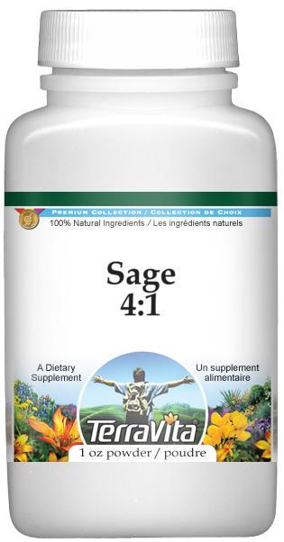 Sage 4:1 Powder