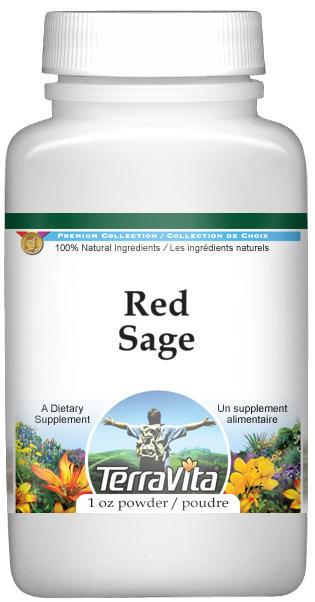 Red Sage Powder