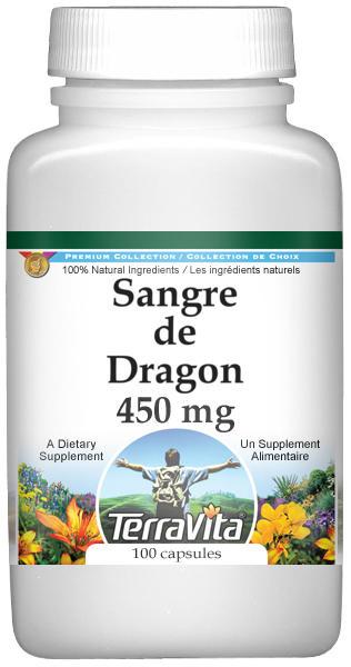 Sangre de Dragon - 450 mg