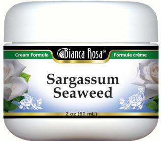 Sargassum Seaweed Cream