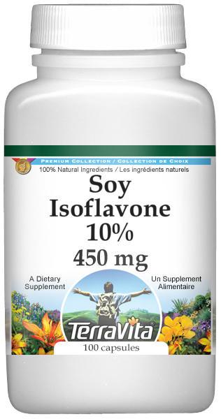 Soy Isoflavone 10% - 450 mg