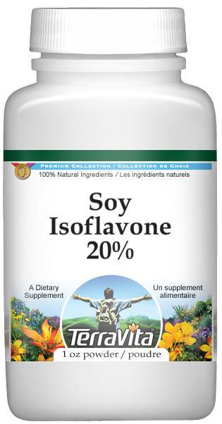 Soy Isoflavone 20% Powder