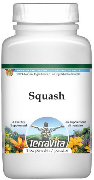 Squash Powder