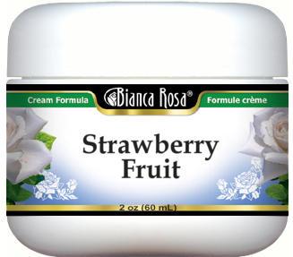 Strawberry Fruit Cream