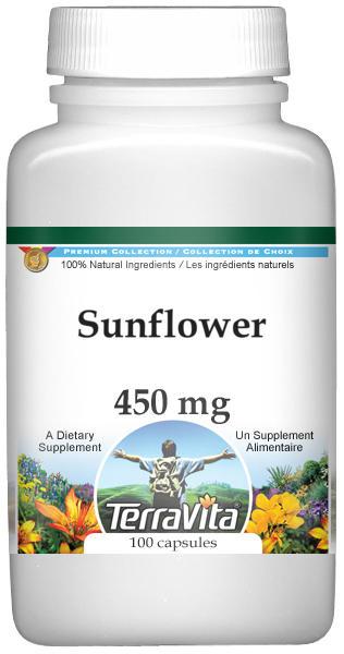 Sunflower - 450 mg