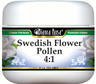 Swedish Flower Pollen 4:1 Cream