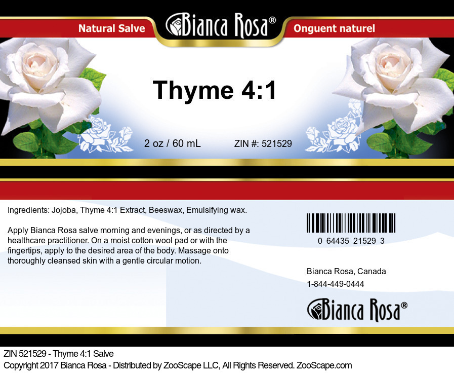 Thyme 4:1 Extract