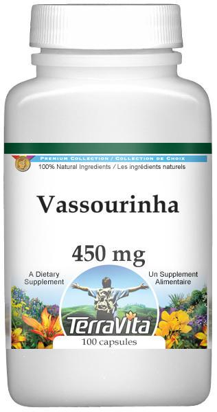 Vassourinha - 450 mg