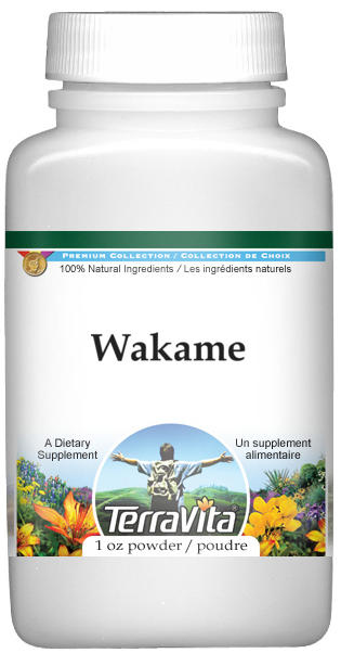 Wakame Powder