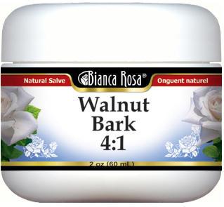 Walnut Bark 4:1 Salve