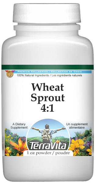 Wheat Sprout 4:1 Powder