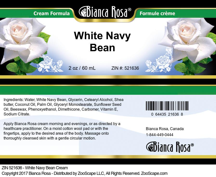 White Navy Bean Cream
