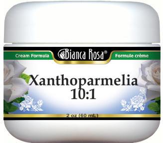 Xanthoparmelia 10:1 Cream