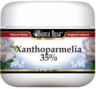 Xanthoparmelia 35% Salve