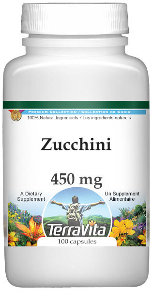 Zucchini - 450 mg