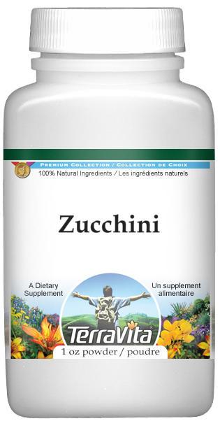 Zucchini Powder