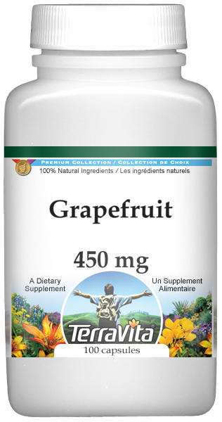 Grapefruit - 450 mg