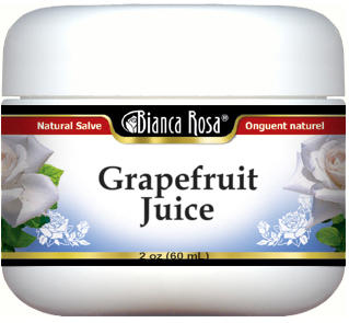Grapefruit Juice Salve