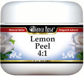 Lemon Peel 4:1 Salve