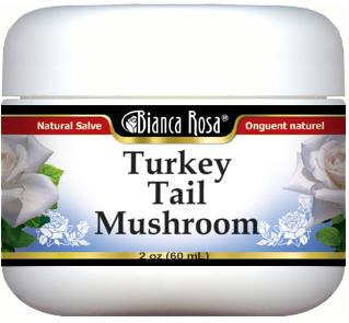 Turkey Tail Mushroom Salve