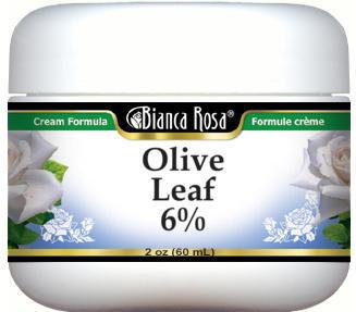 Olive Leaf 6% Cream