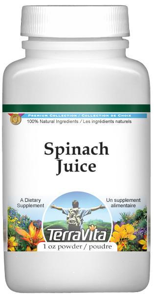 Spinach Juice Powder