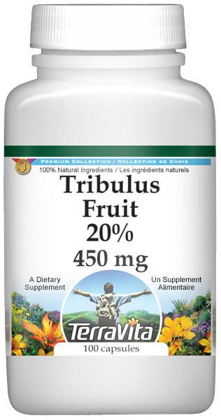 Tribulus Fruit 20% - 450 mg