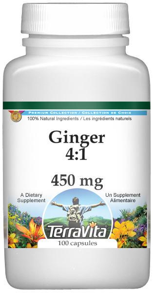 Ginger 4:1 - 450 mg