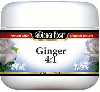 Ginger 4:1 Salve